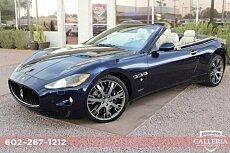2012 Maserati GranTurismo Convertible for sale 101056992