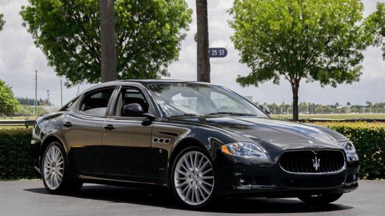 2012 Maserati Quattroporte S for sale 100721006