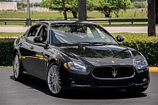 2012 Maserati Quattroporte for sale 100721006