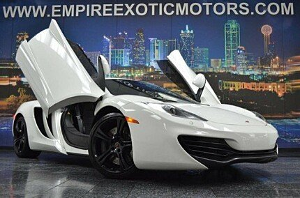 2012 McLaren MP4-12C Coupe for sale 100788590