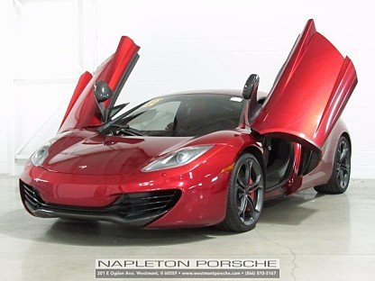 2012 McLaren MP4-12C Coupe for sale 100894694