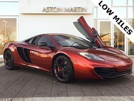 2012 McLaren MP4-12C Coupe for sale 100930062