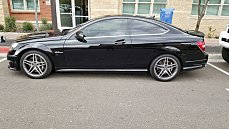 2012 Mercedes-Benz C63 AMG Coupe for sale 100744593