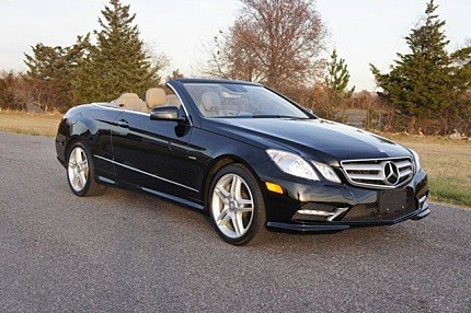 2012 Mercedes-Benz E550 Cabriolet for sale 100783360