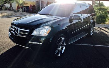2012 Mercedes-Benz GL550 4MATIC for sale 100980550