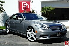 2012 Mercedes-Benz S550 4MATIC for sale 100777932