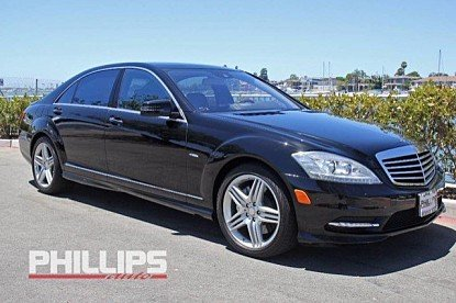 2012 Mercedes-Benz S550 for sale 100777999