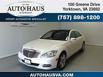 2012 Mercedes-Benz S550 4MATIC for sale 100893022
