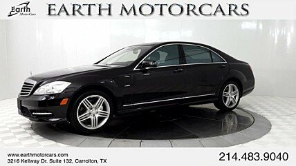 2012 Mercedes-Benz S550 4MATIC for sale 100859666