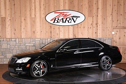 2012 Mercedes-Benz S63 AMG for sale 100817910