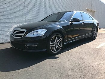 2012 Mercedes-Benz S63 AMG for sale 100929522