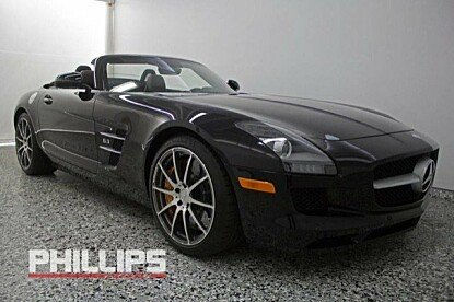 2012 Mercedes-Benz SLS AMG Roadster for sale 100770151
