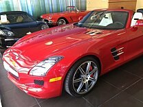 2012 Mercedes-Benz SLS AMG Roadster for sale 100773364