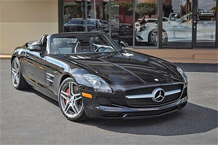 2012 Mercedes-Benz SLS AMG Roadster for sale 100959559