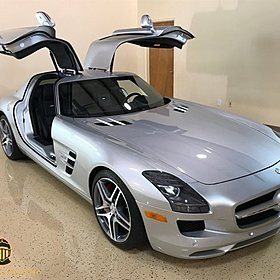 2012 Mercedes-Benz SLS AMG Coupe for sale 100884797