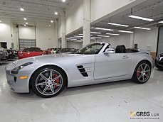 2012 Mercedes-Benz SLS AMG Roadster for sale 100952387
