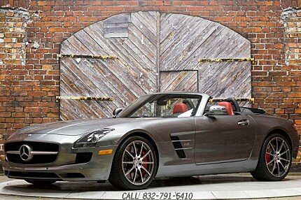 2012 Mercedes-Benz SLS AMG Roadster for sale 101010315