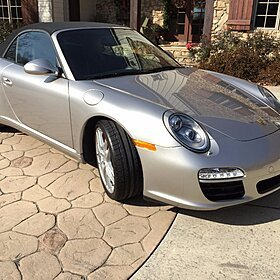 2012 Porsche 911 Cabriolet for sale 100768103
