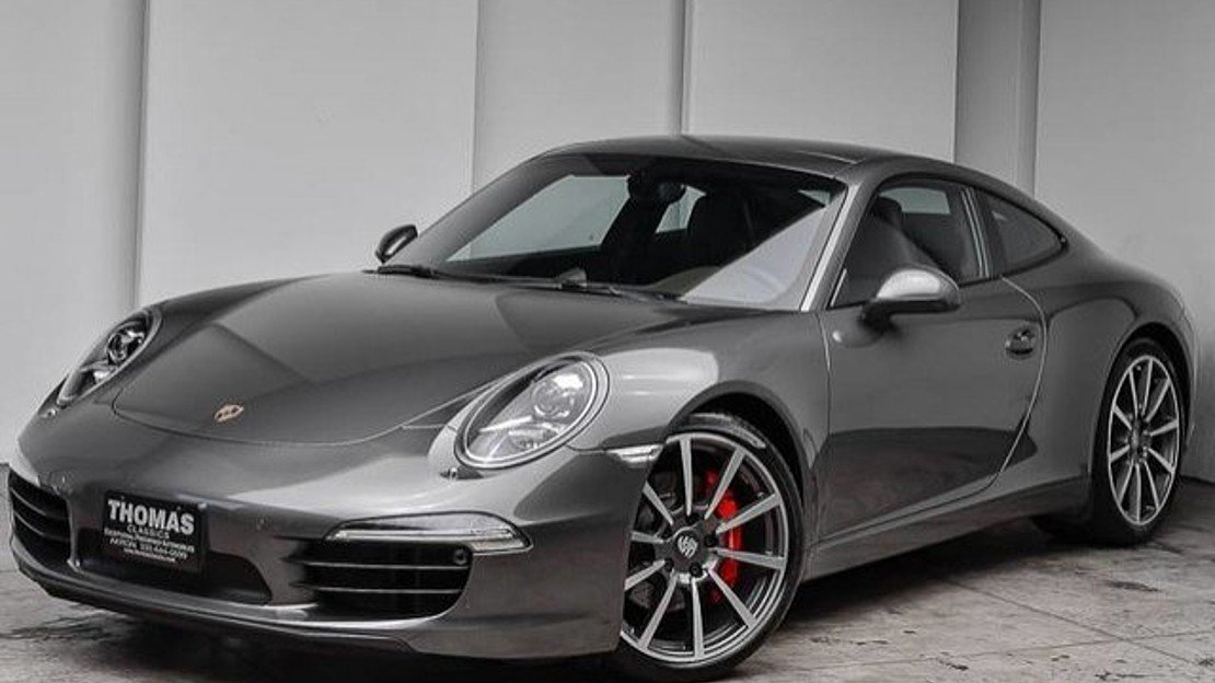 2012 Porsche 911 Carrera S Coupe for sale 101028869