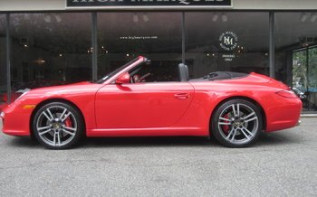 2012 Porsche 911 Carrera S Cabriolet for sale 100913206
