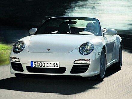 2012 Porsche 911 Carrera Cabriolet for sale 100896453