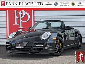 2012 Porsche 911 Cabriolet for sale 100979270