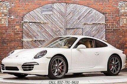 2012 Porsche 911 Carrera S Coupe for sale 100987673