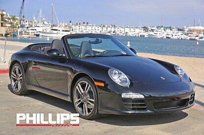 2012 Porsche 911 Black Edition Cabriolet for sale 101025920