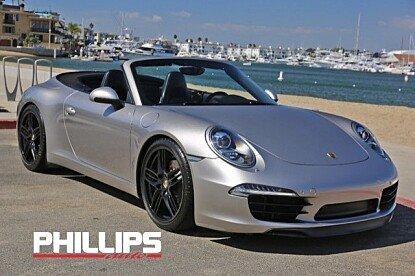 2012 Porsche 911 Carrera S Cabriolet for sale 101043590