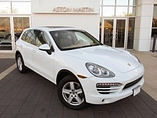 2012 Porsche Cayenne for sale 100821224