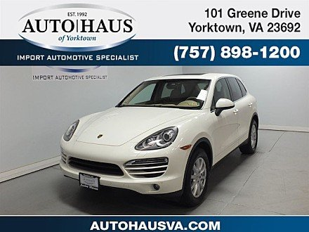 2012 Porsche Cayenne for sale 100989972