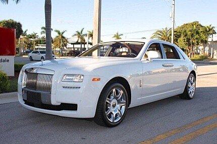2012 Rolls-Royce Ghost for sale 100820356