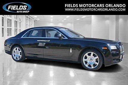 2012 Rolls-Royce Ghost for sale 100820516