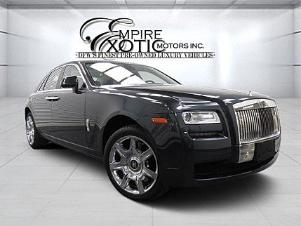 2012 Rolls-Royce Ghost for sale 100857366
