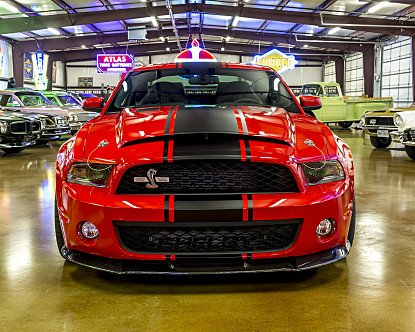 2012 Shelby GT500 for sale 100794785