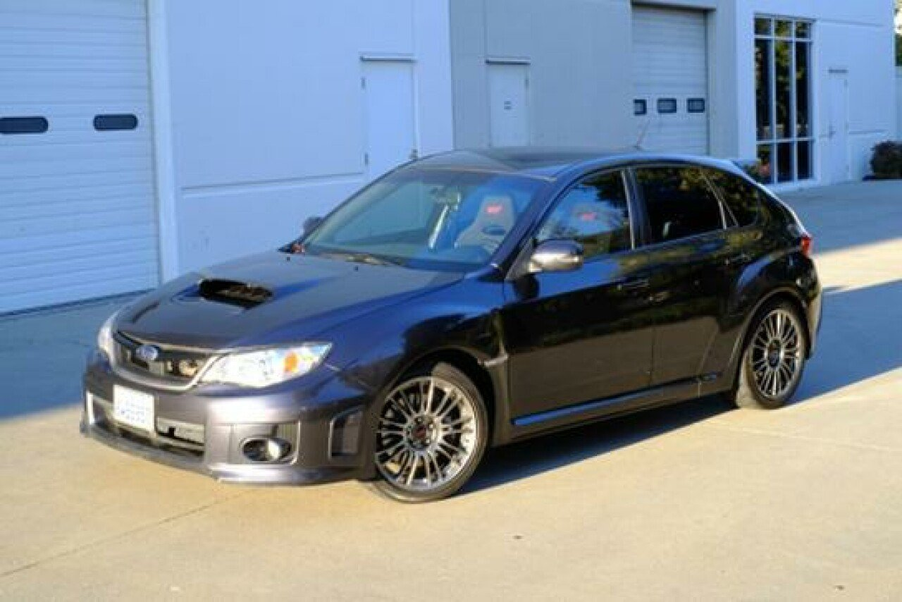 2012 subaru impreza wrx sti hatchback for  near alameda