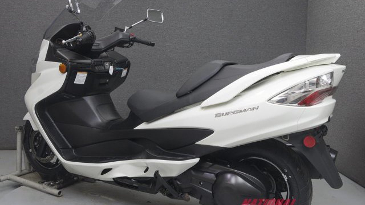 2012 Suzuki Burgman 400 for sale 200579534