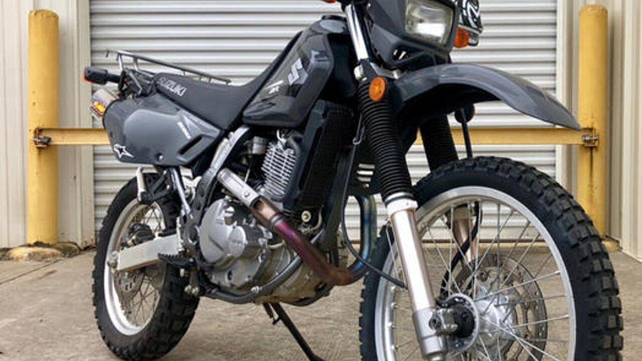 2012 Suzuki DR650SE for sale 200592389
