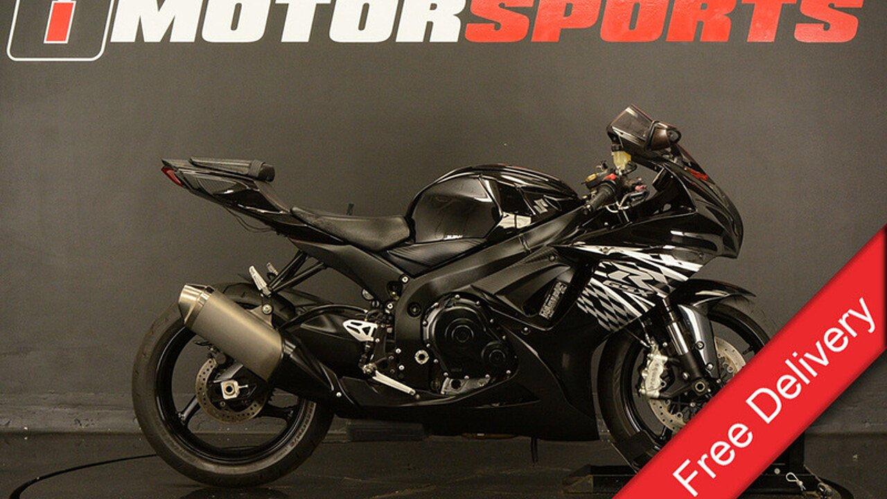 2012 Suzuki GSX-R600 for sale 200455551