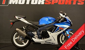 2012 Suzuki GSX-R600 for sale 200461733