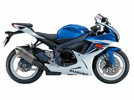 2012 Suzuki GSX-R600 for sale 200604582