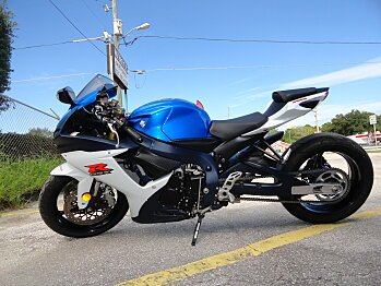 2012 Suzuki GSX-R750 for sale 200389736