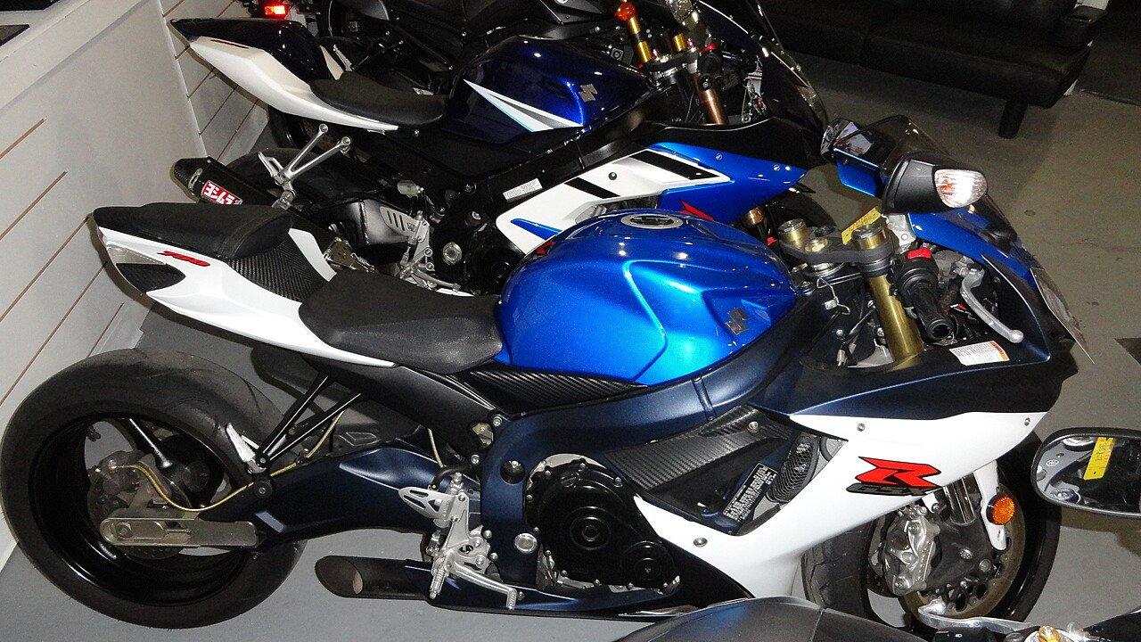 2012 Suzuki GSX-R750 for sale 200408088