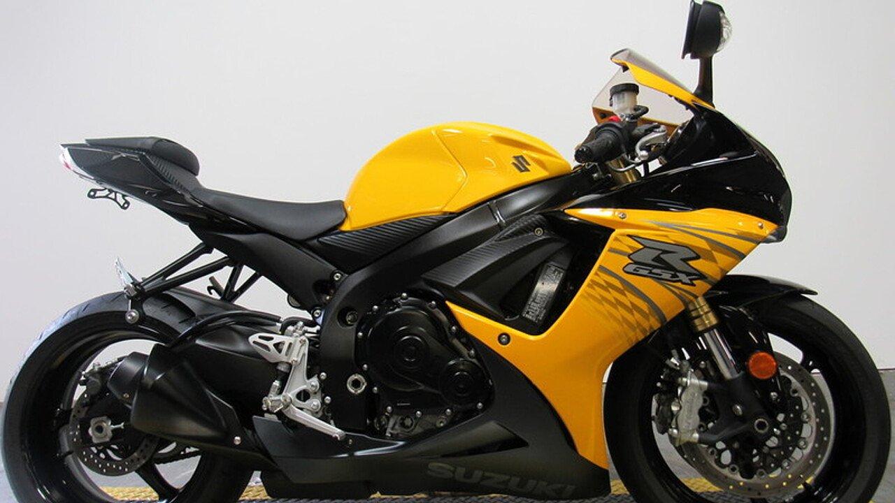 2012 Suzuki GSX-R750 for sale 200495918