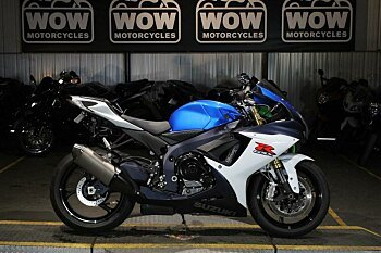 2012 Suzuki GSX-R750 for sale 200538562