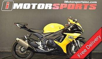 2012 Suzuki GSX-R750 for sale 200592856