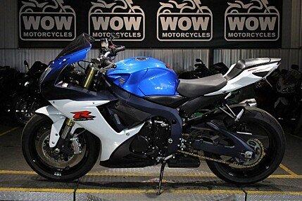 2012 Suzuki GSX-R750 for sale 200538562