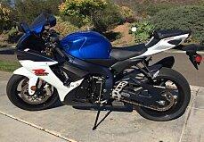 2012 Suzuki GSX-R750 for sale 200585765
