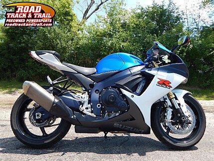 2012 Suzuki GSX-R750 for sale 200598646