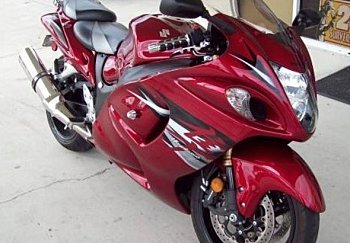 2012 Suzuki Hayabusa for sale 200473539